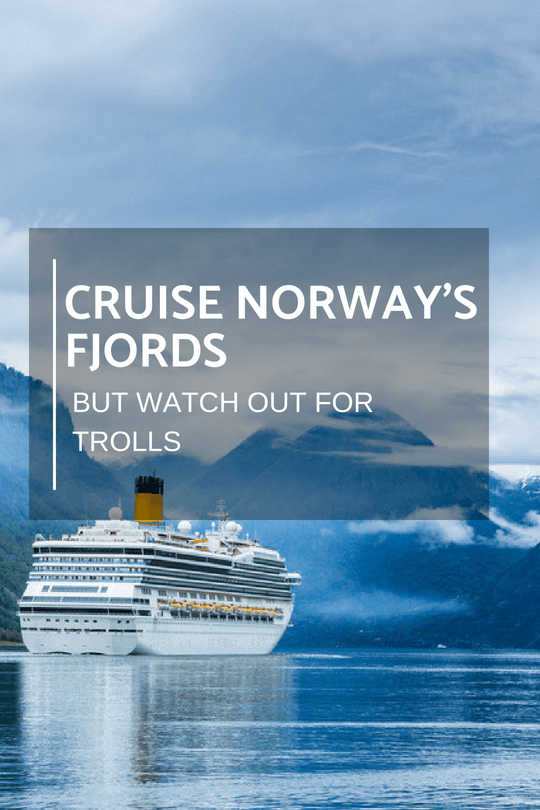 Travel Ideas cruise Norways Fjords