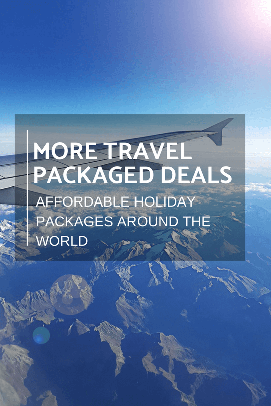 Travel Ideas. Packaged Deals. Issue 58