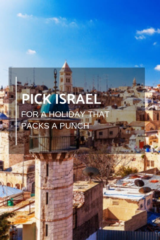 Travel Ideas Pick Israel. Issue 58