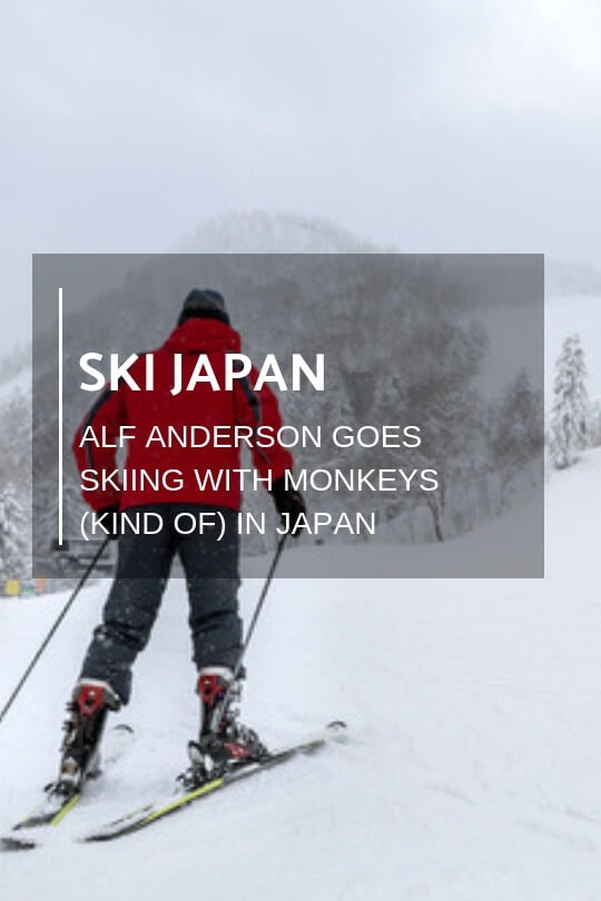 Travel Ideas. Ski Japan. Issue 58