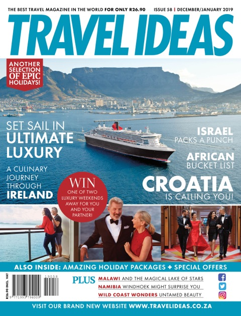 Travel Ideas Magazine, issue 58