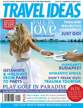 Travel Ideas. Issue 59