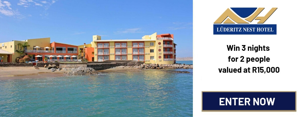 Luderitz Nest Hotel competition