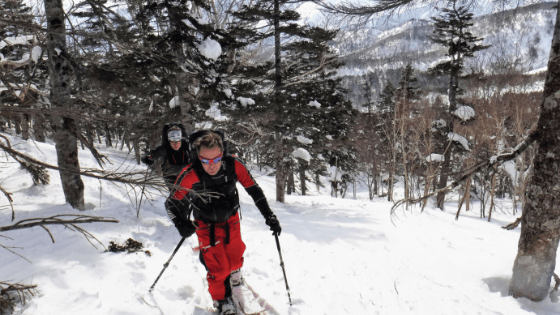 Travel Ideas Skiing in Japan
