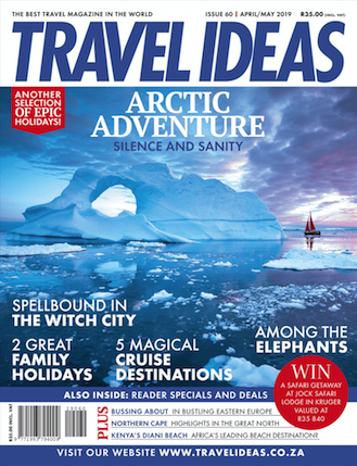 Travel Ideas Magazine, issue 60