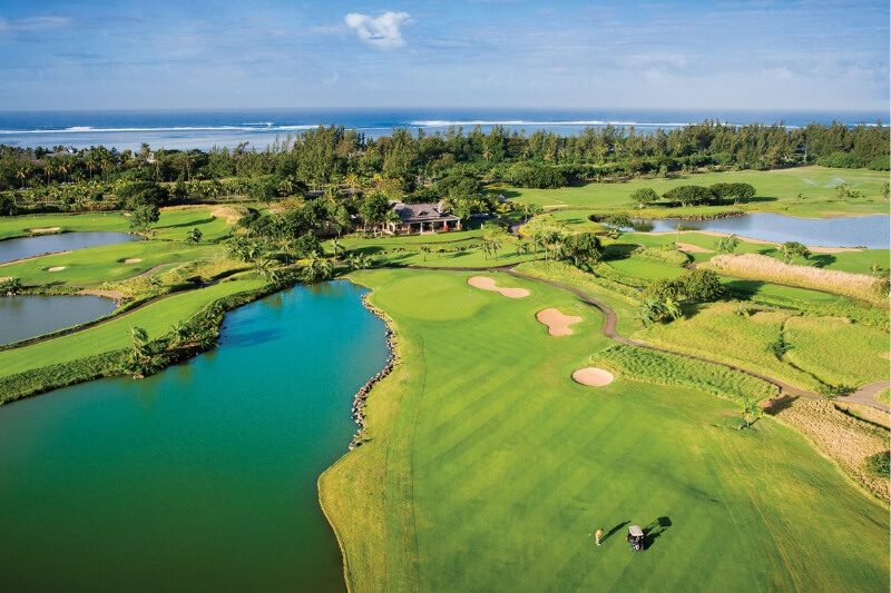 Heritage Golf and Spa Resort Mauritius