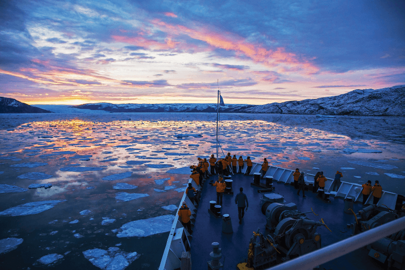 arctic travel ideas