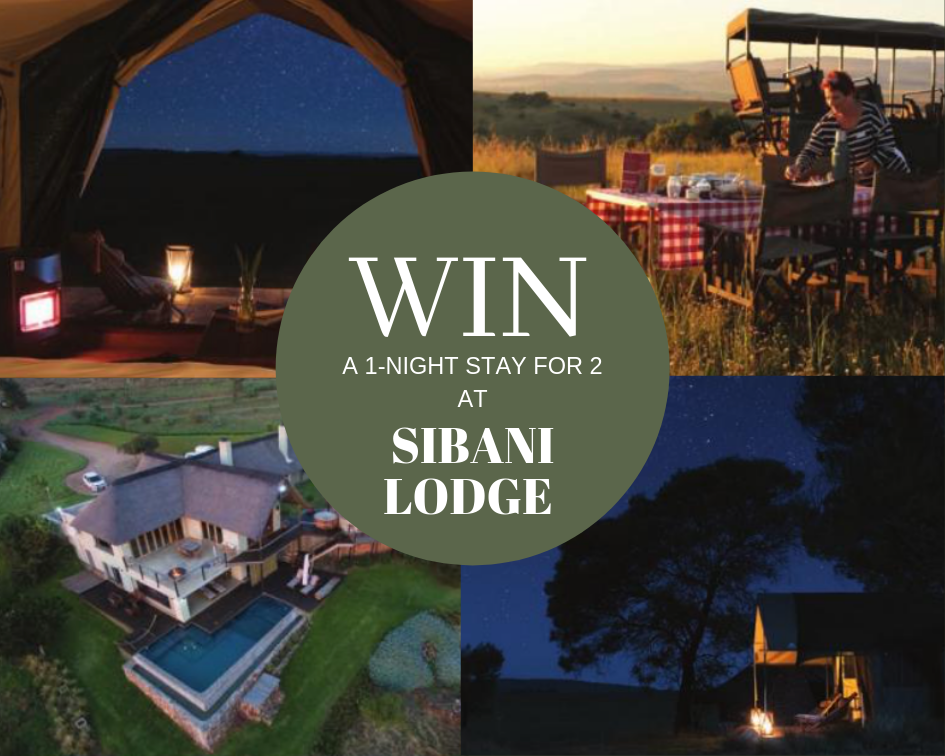 sibani lodge competition travel ideas