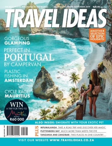 Travel Ideas Magazine, issue 63