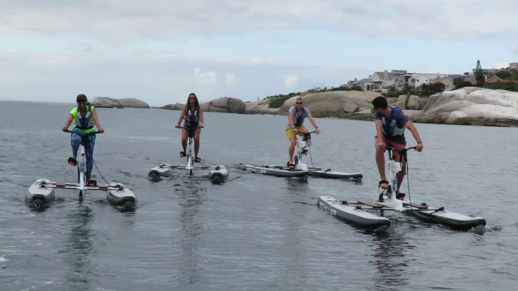 cape town water bikes
